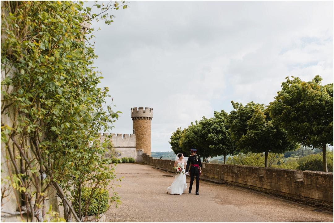Couple shots at Belvoir Castle