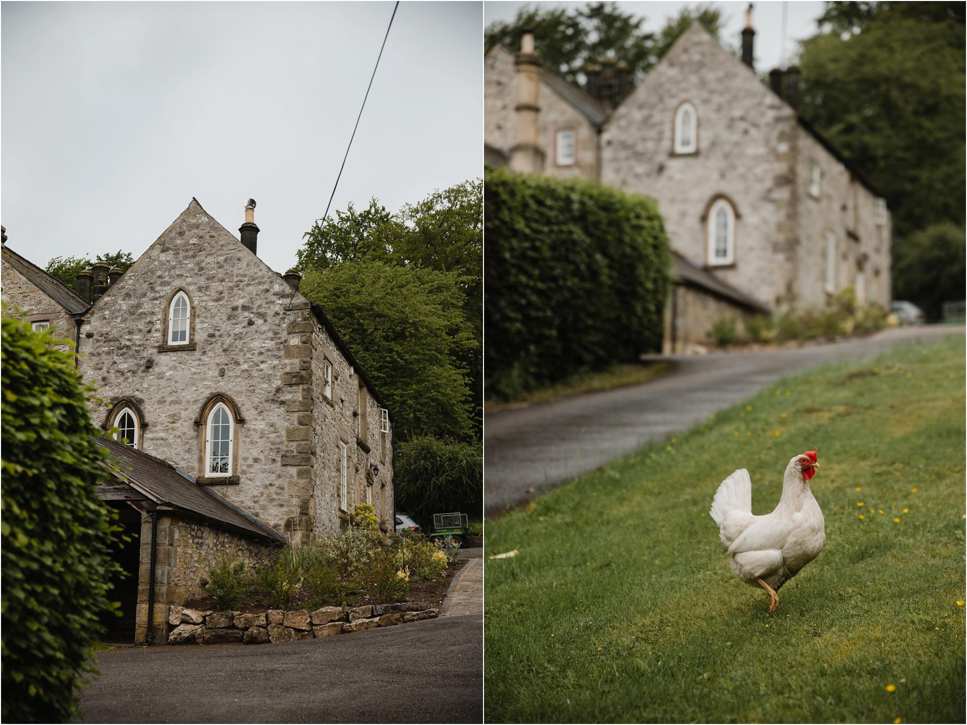 Stables House Wedding Derbyshire