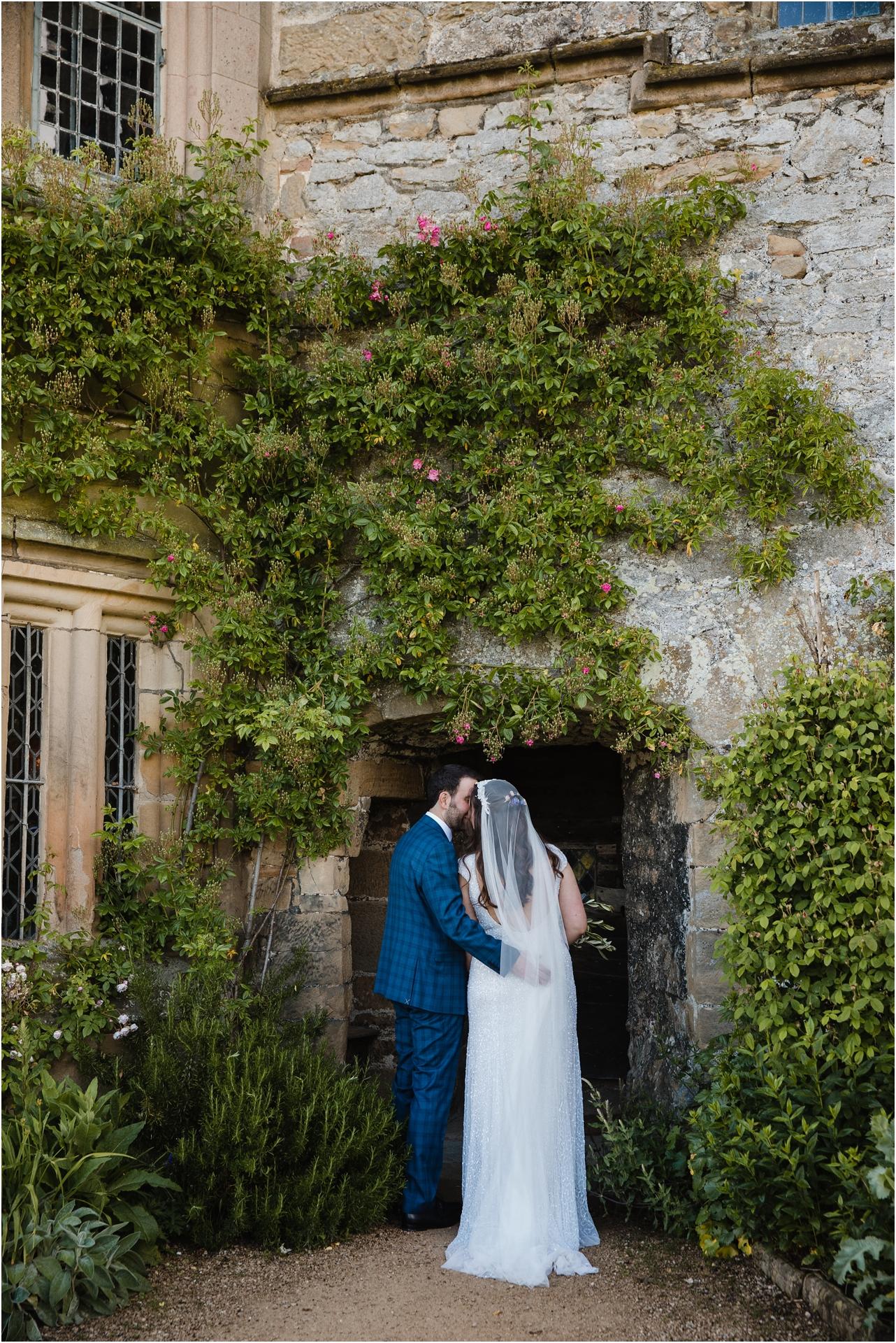 Wedding photography at Haddon Hall
