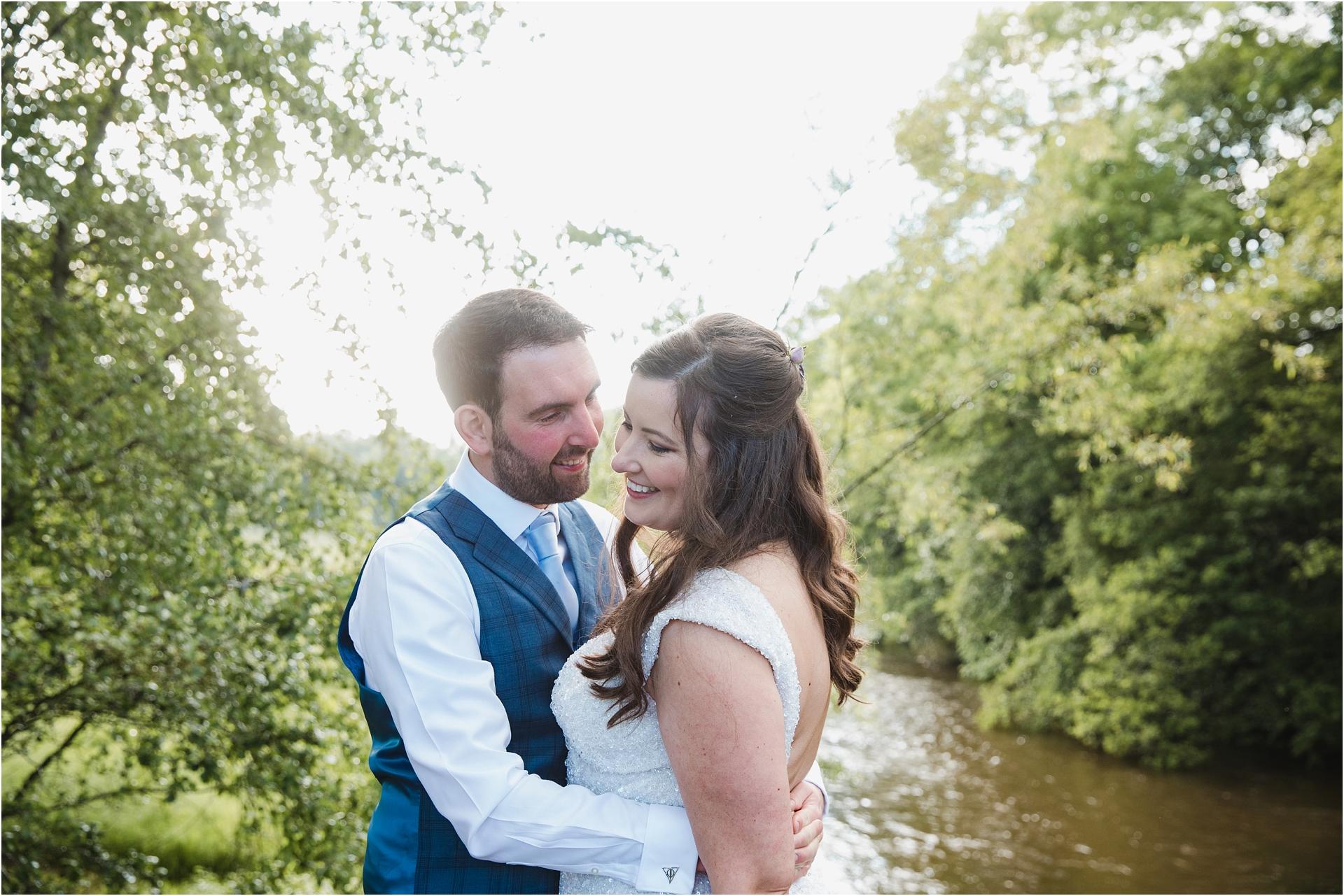 Haddon Hall Wedding photography