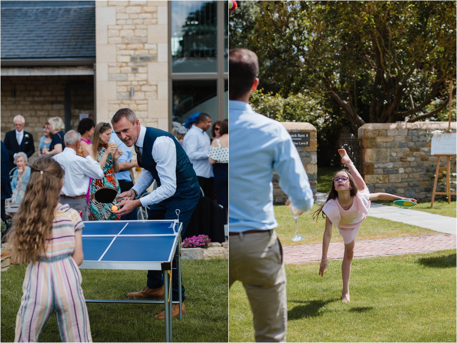 garden games Blackwell Grange