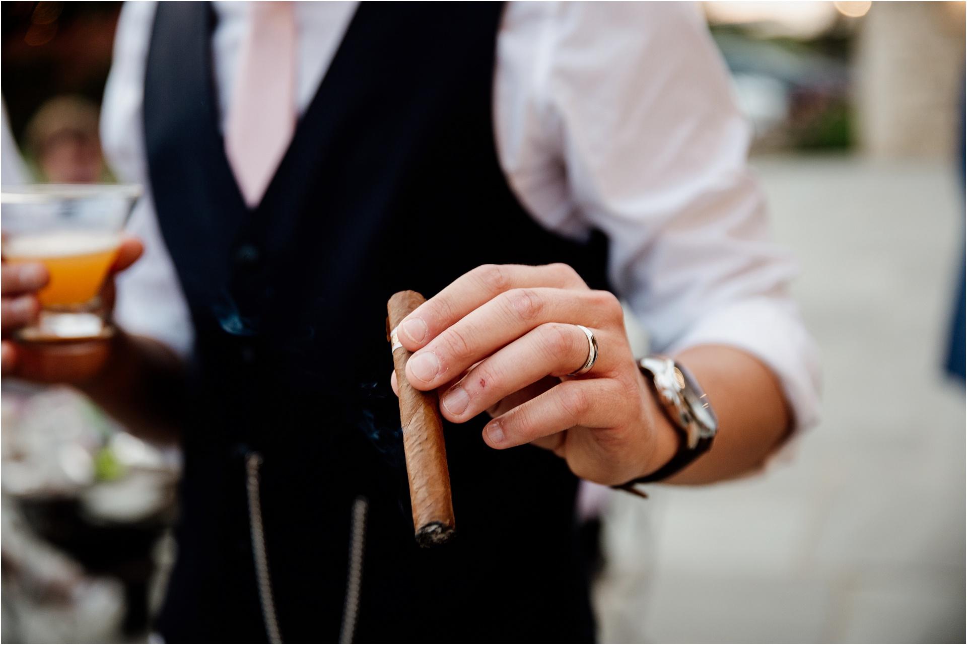 groom style Blackwell Grange