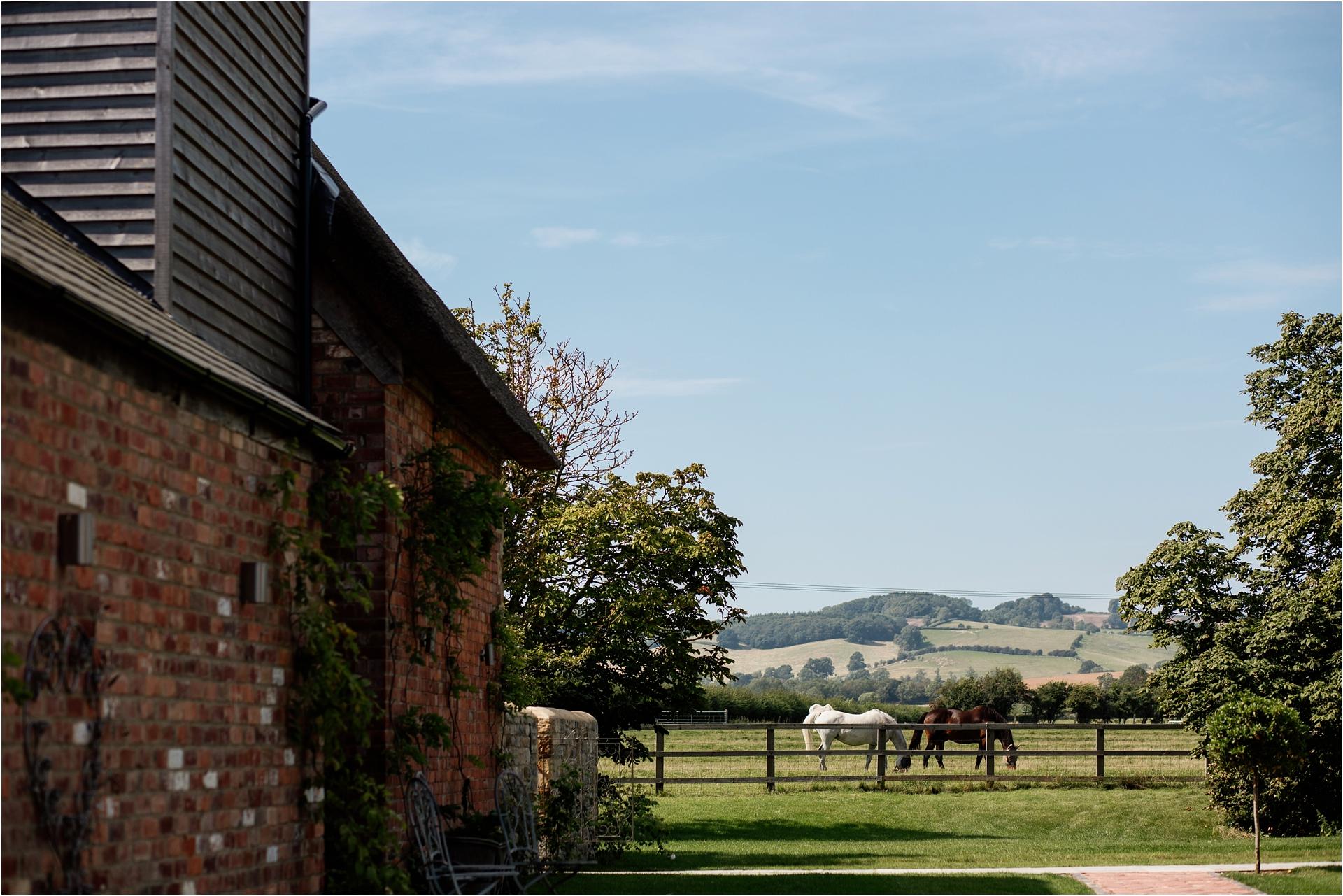 Blackwell Grange Thatch Barn