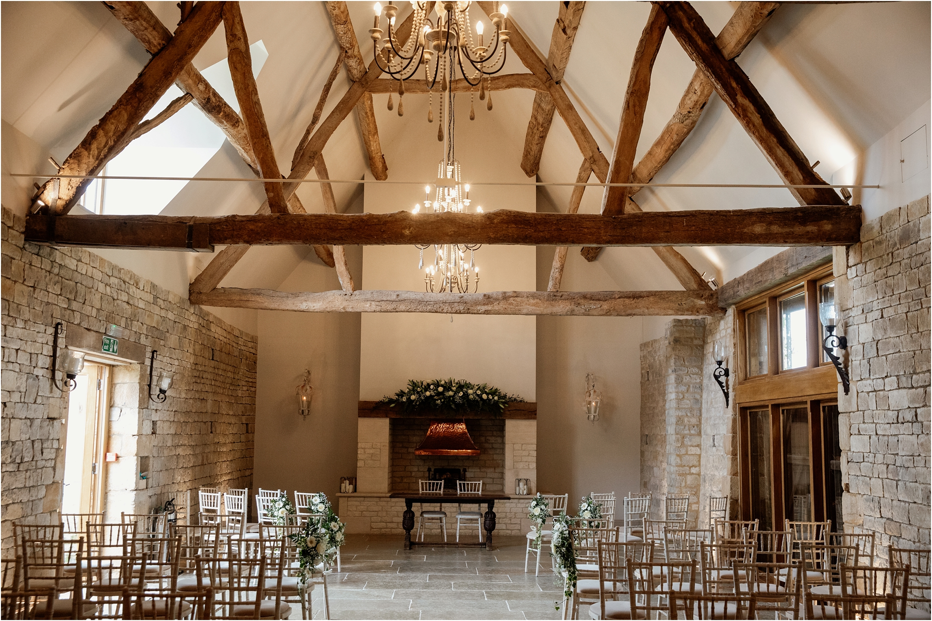 Blackwell Grange Cotswolds wedding venue