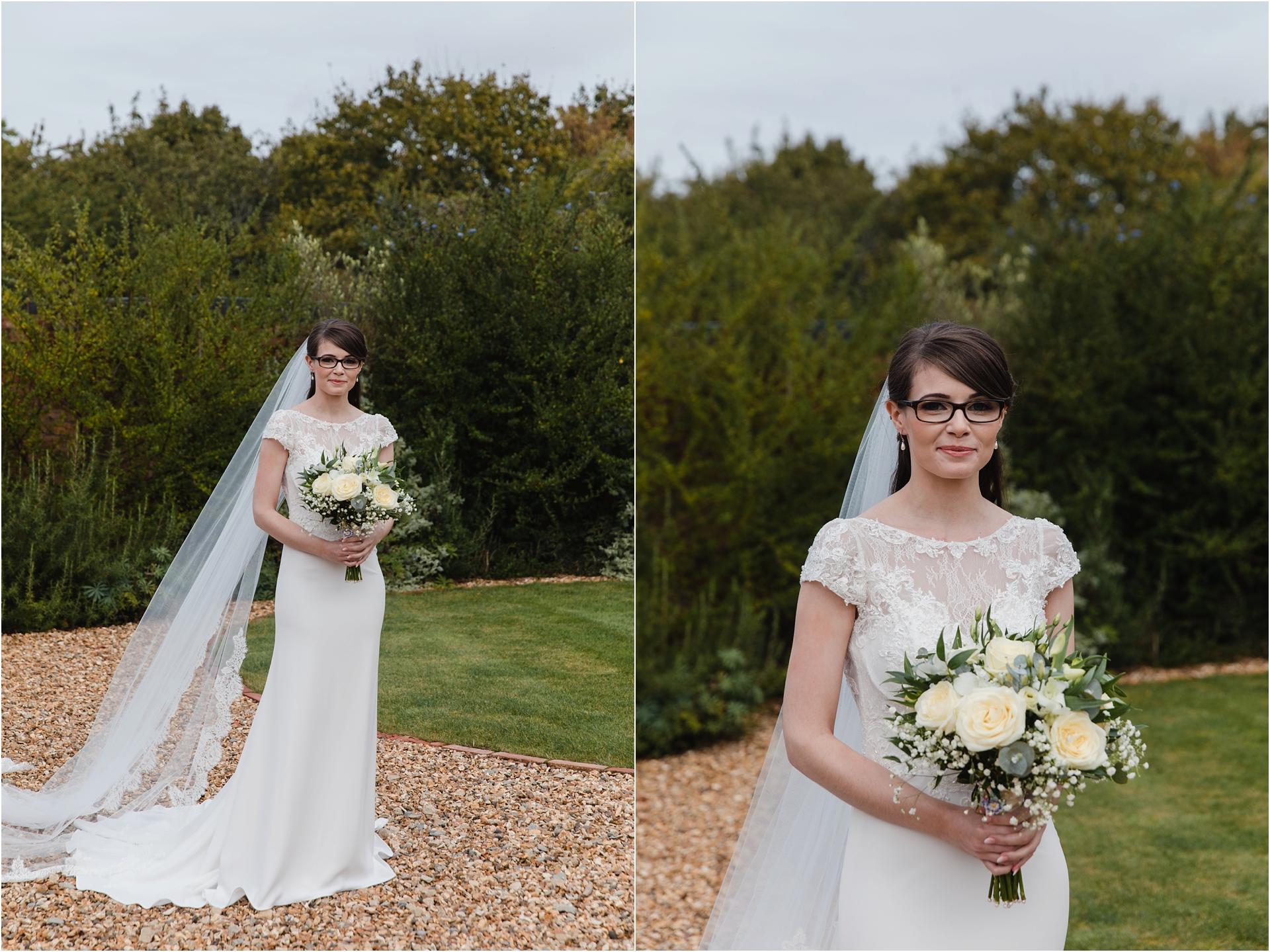 summer bride Blackwell Grange