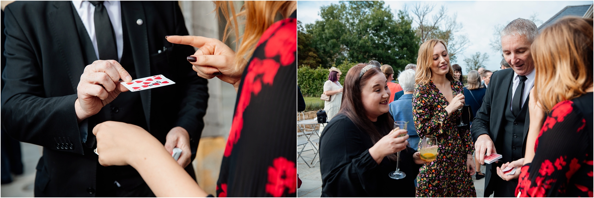 candid guest photos at Blackwell Grange