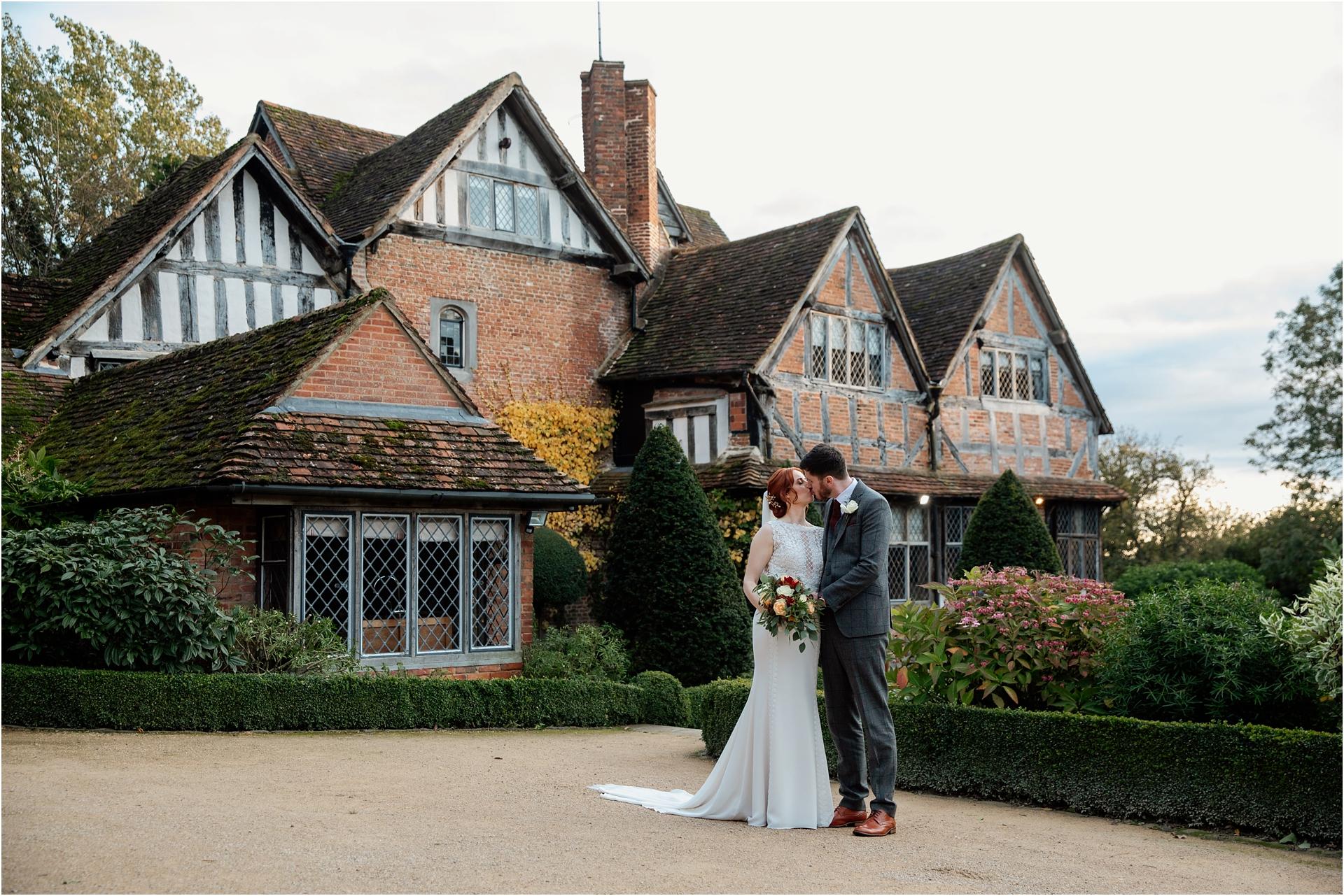 Gorcott Hall wedding photography