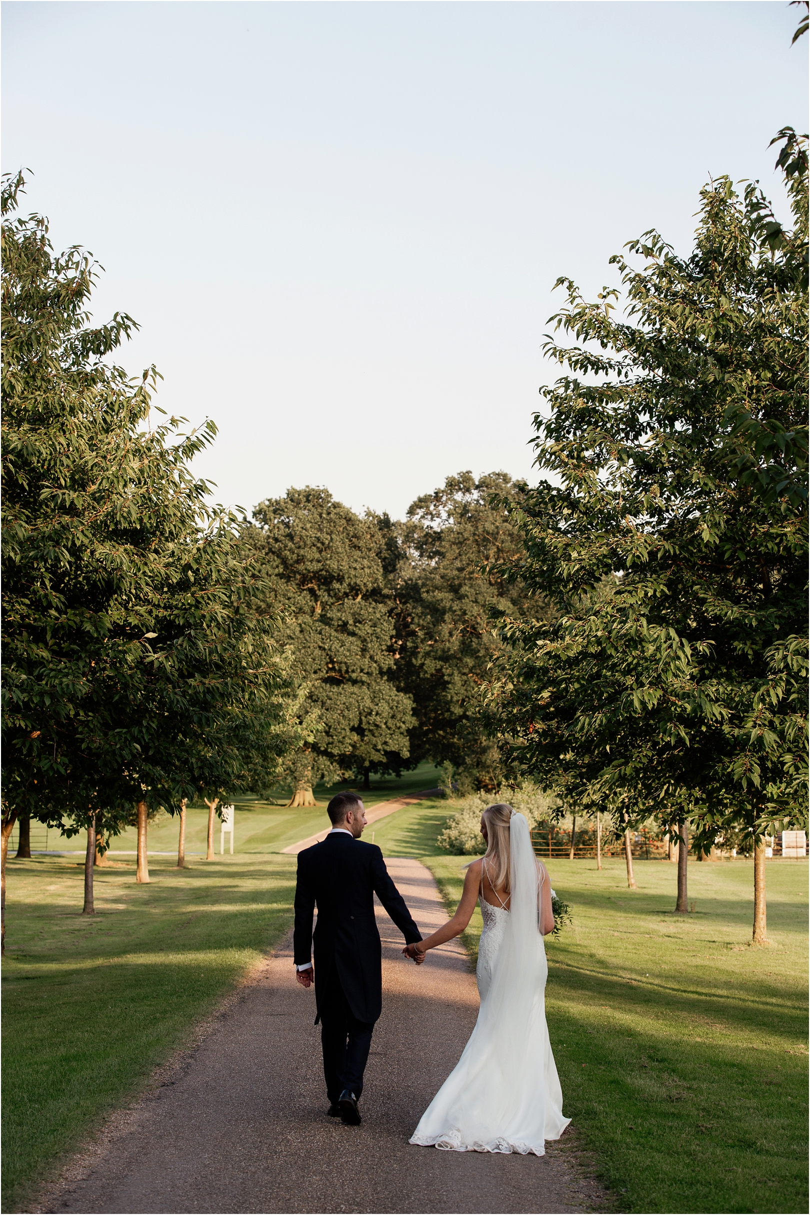 wedding photography at Norwood Park