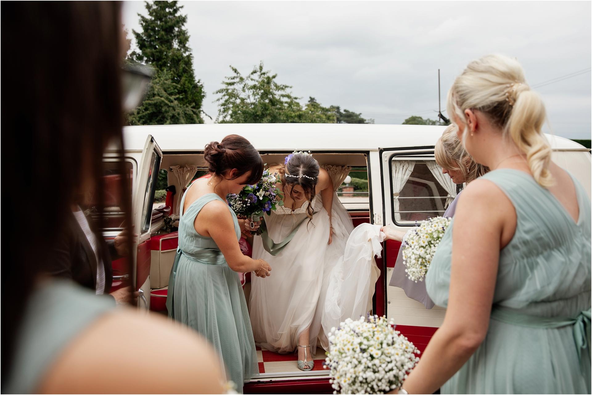 Newton House Barns wedding photography