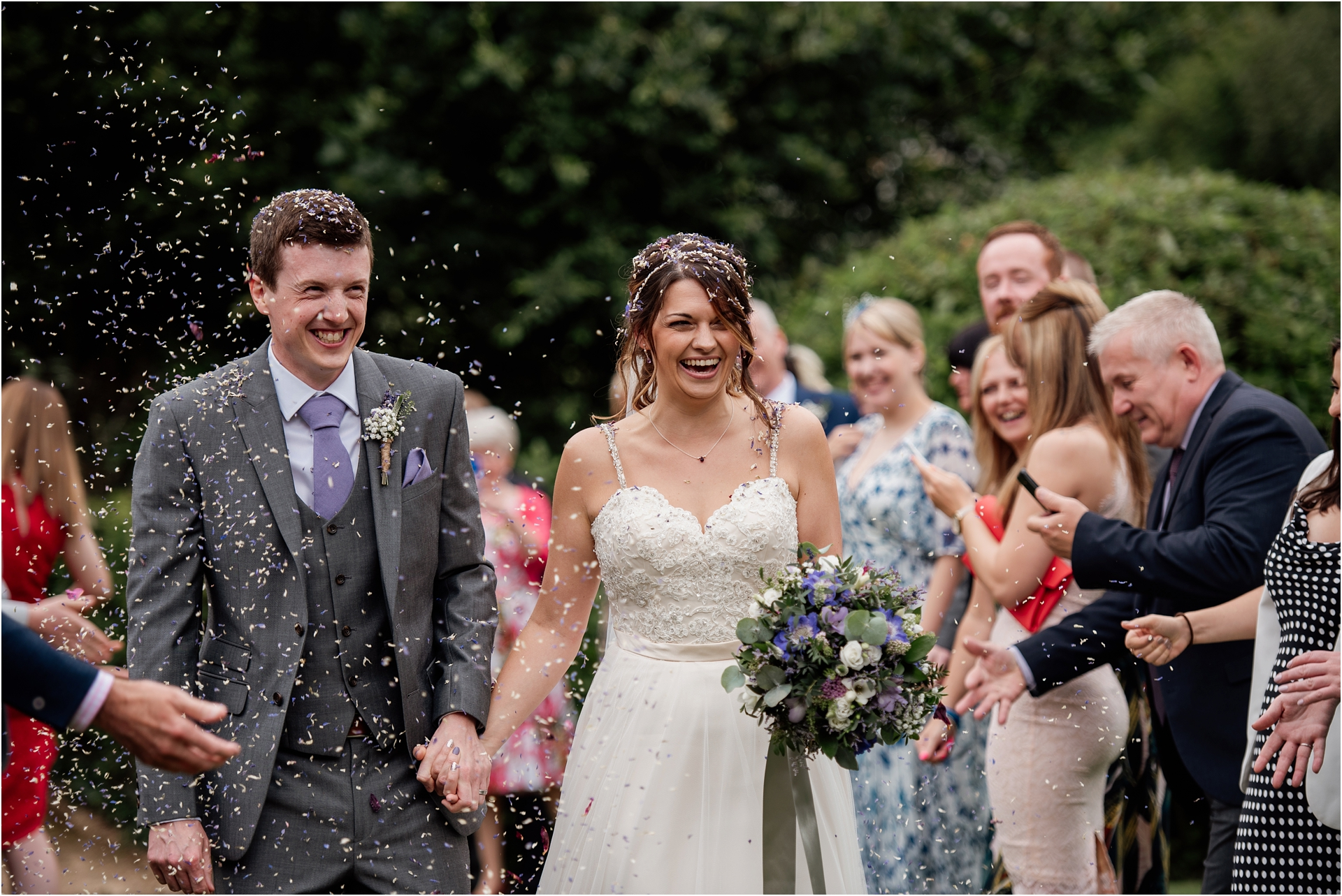Newton House Barns wedding photography