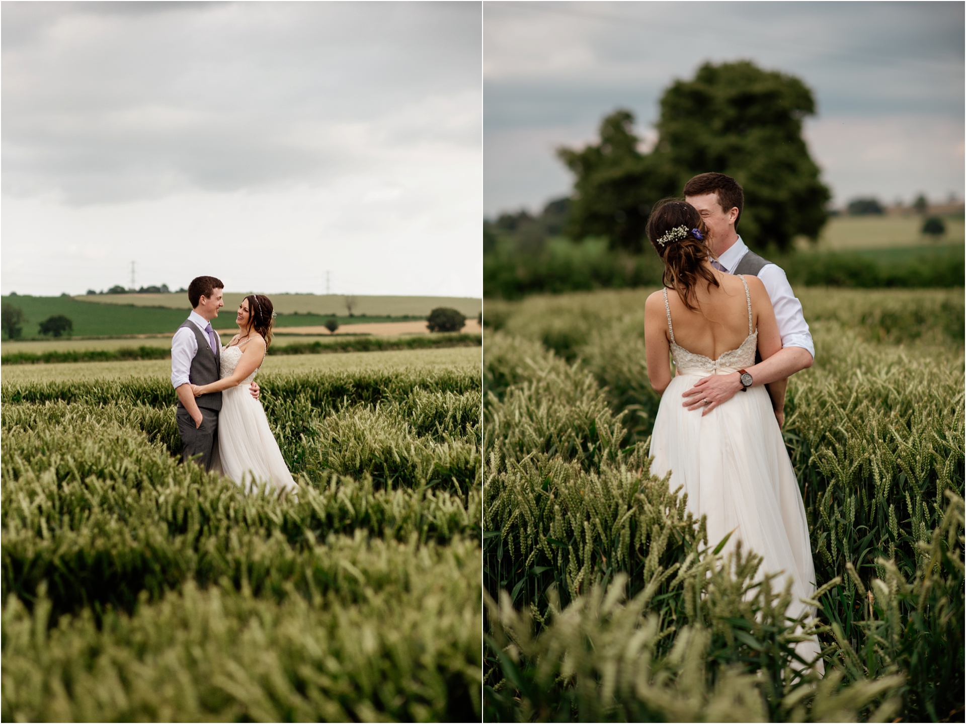 Wedding photography at Newton House Barns