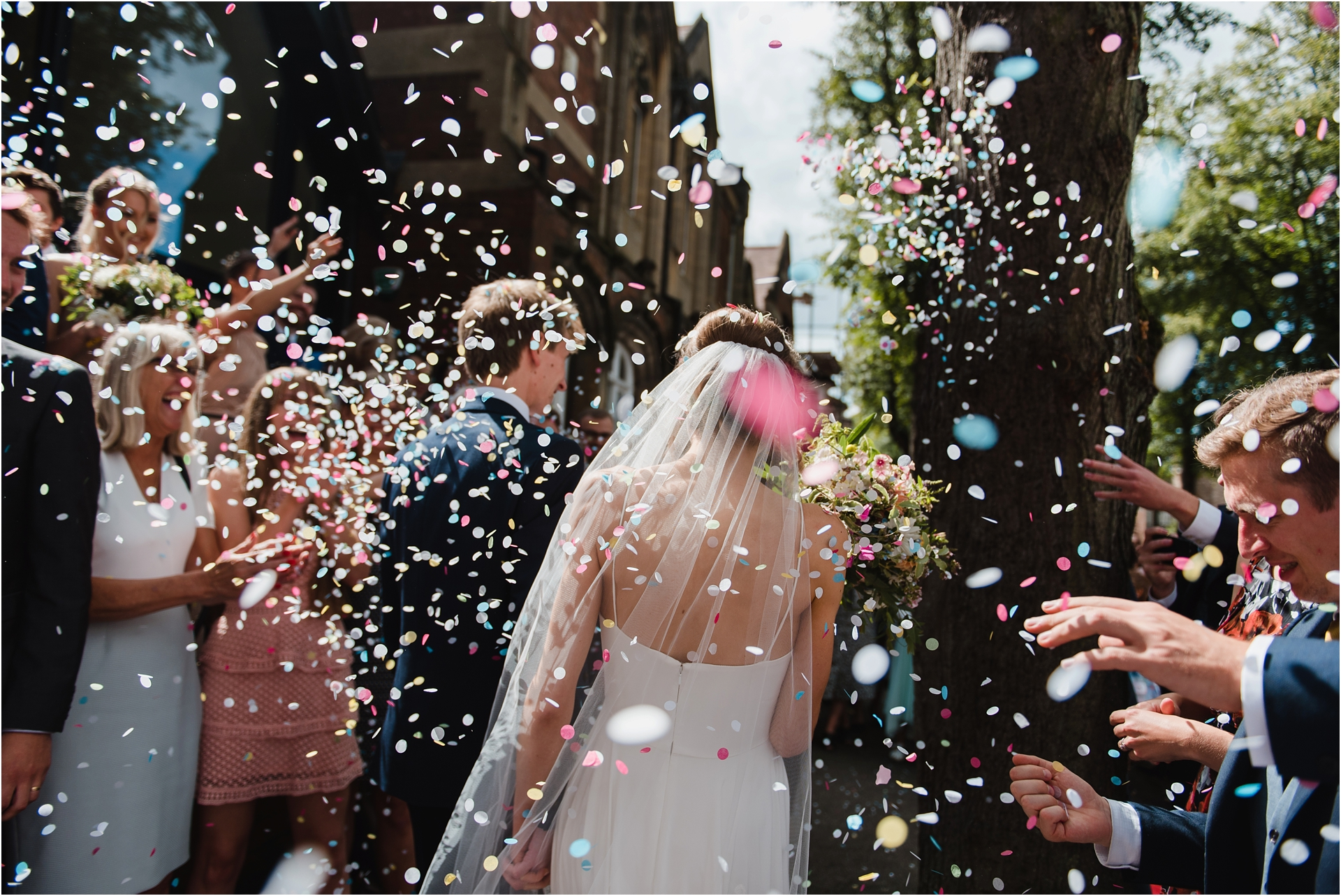 perfect confetti photograph